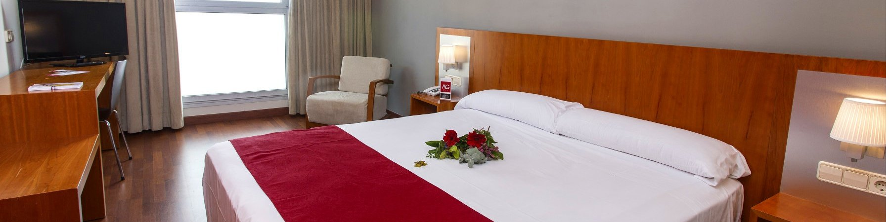 Camere - Sercotel Hotel AG Express Elche